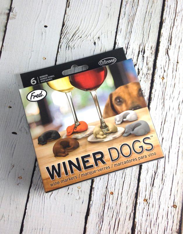 Winer Dogs Wine Marker