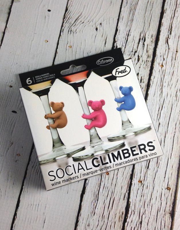 Koala Social Climbers Charms