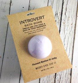 Introvert Bath Bomb