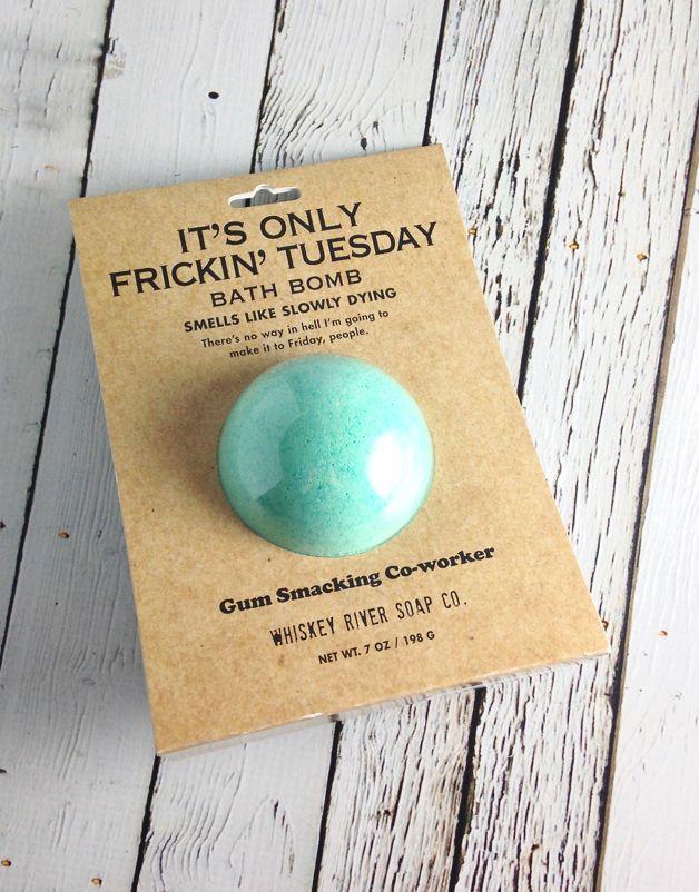 Frickin' Tuesday Bath Bomb
