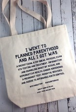 Planned Parenthood Tote