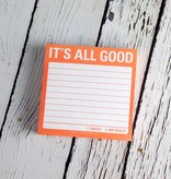 It's All Good Sticky Notes