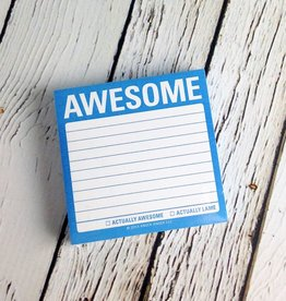 Awesome Sticky Note