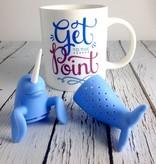Spiked Tea For Two Mug