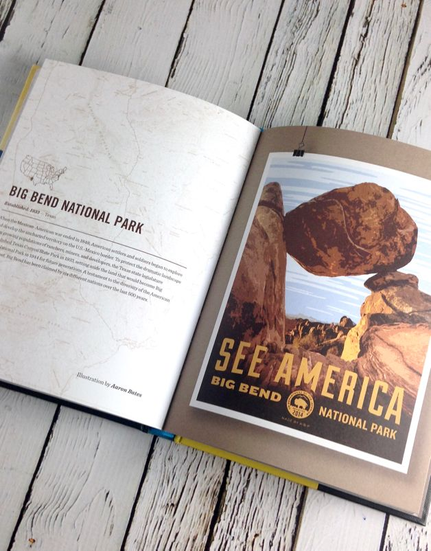 See America. A Celebration of Our National Parks & Treasured Sites
