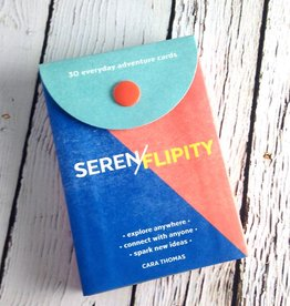 Serenflipity 30 Everyday Adventure Cards