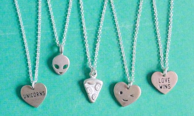 Charming Necklaces for Spring
