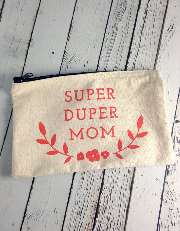 Super Duper Mom Pouch