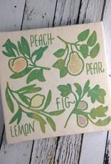 Fruit Tree 8x8 Canvas