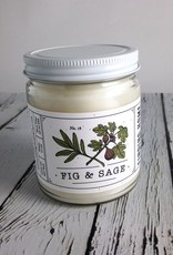 Fig & Sage 7.5oz Candle
