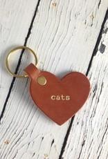 Cats Keytag