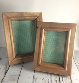 "4"" x 6"" Wood Photo Frame"