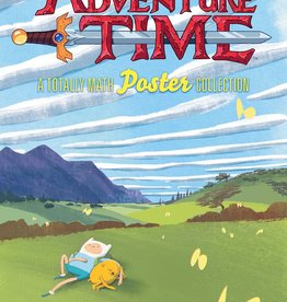 STCBooks Adventure Time: A Totally Math Poster Collection