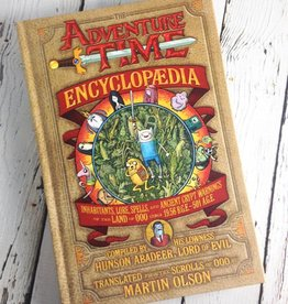 STCBooks The Adventure Time Encyclopedia