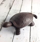 Cast Iron Turtle Key Holder