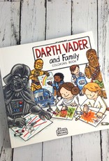 Darth Vader™ and Family Coloring Book