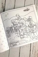 Darth Vader™ and Family Coloring Book