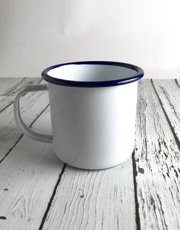 Do Epic Shit Enamel Mug