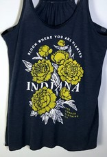 IN Bloom Racerback Tank
