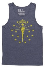 Torch and Stars Tank