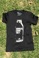 Winners Drink Milk Unisex Tee