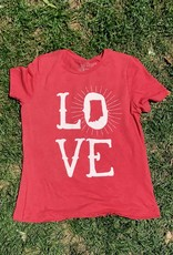 LOVE (IN) Slouchy Tee