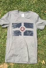 Indy Flag Tee by People for Urban Progress