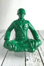 Yoga*Joes Big Levitating Yoga Joe, Green