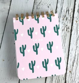 Cactus Hearts To Do Planner