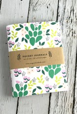 Whimsical Cactus Journals