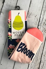 Just Bloom Women's Socks