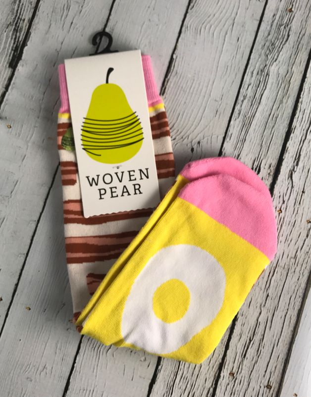 Bacon and Eggs Women's Socks