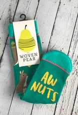 Aw Nuts Women's Socks