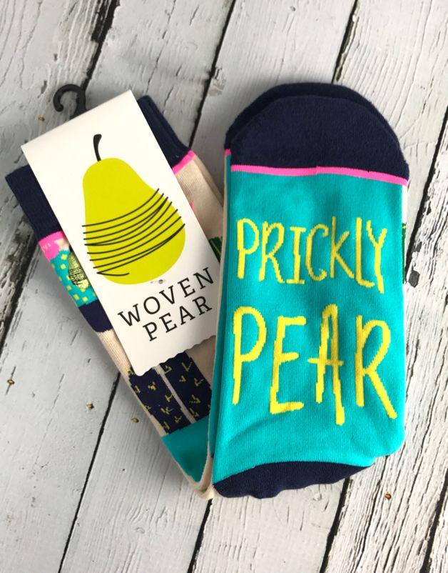 Prickly Pear Women's Socks