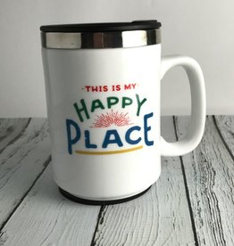 Happy Place Insulated Mug
