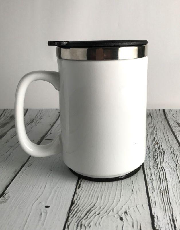 Happy Place Insulated Mug