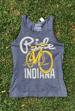 New Ride Indiana Unisex Tank