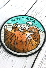 Agile Iron-On Patch