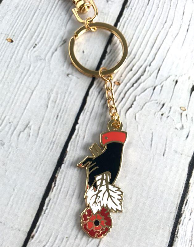 Offering Keychain