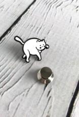 Tip Toe Lapel Pin