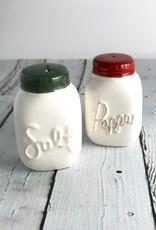 Vintage Salt and Pepper Jars