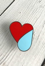 Lovesick Lapel Pin