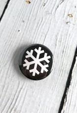 USI Snowflake Button