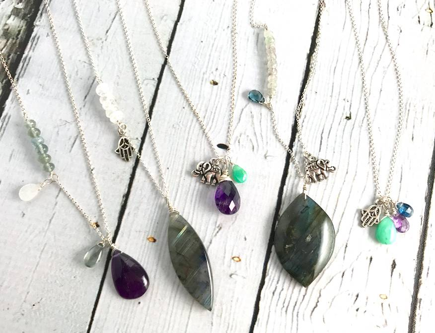 New Jewelry from Amber Bryce