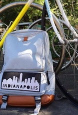 DK's Indianapolis Skyline Reflective Patch
