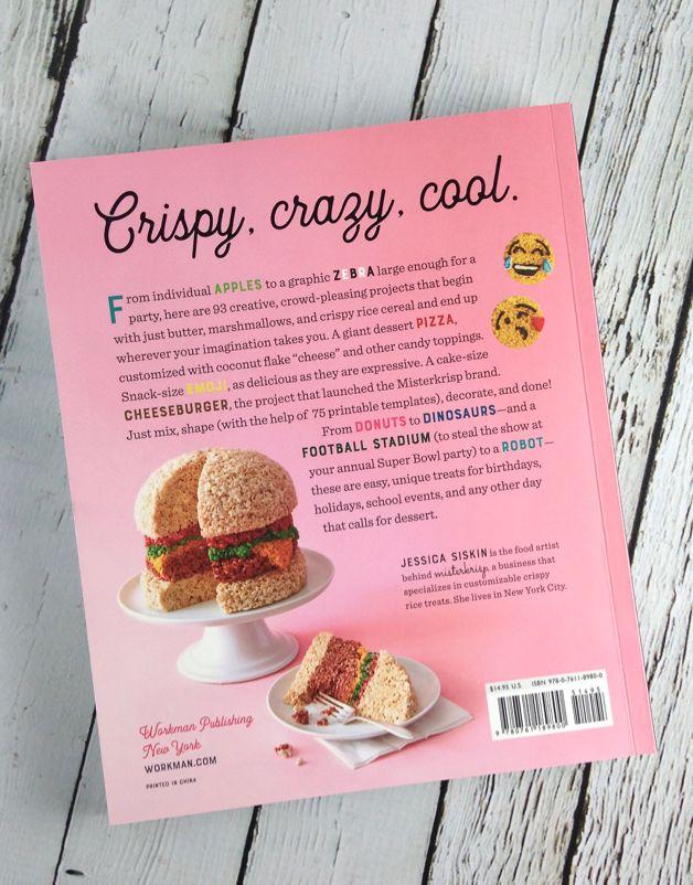 Treat Yourself! How to Make 93 Ridiculously Fun No-Bake Crispy Rice Treats