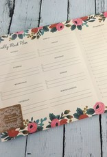 Rosa Meal Planner Notepad