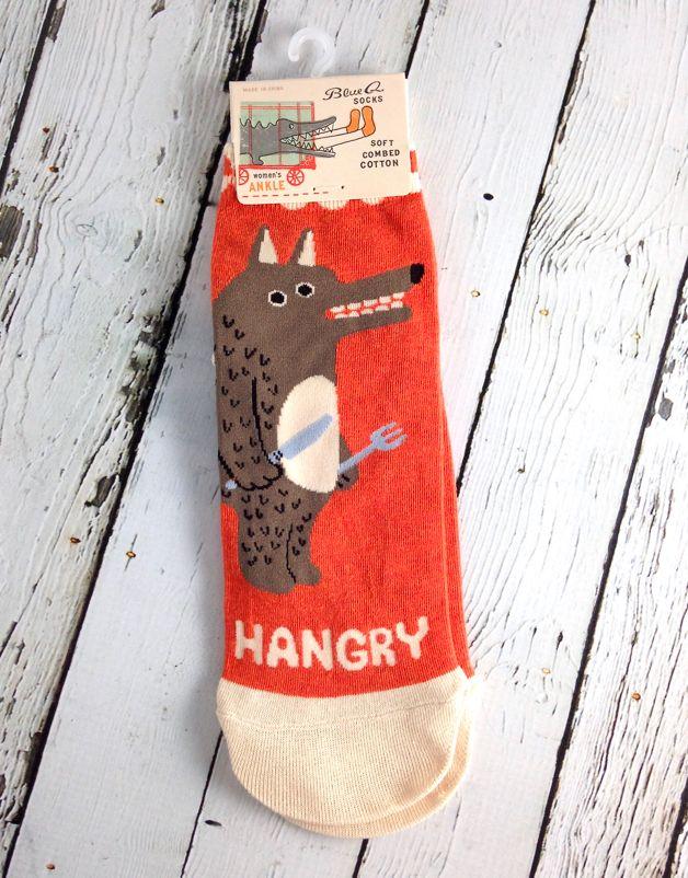 Hangry Women's Ankle Socks