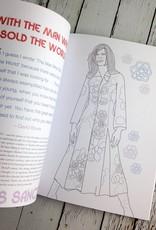 David Bowie: Starman Coloring Book