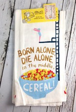 Cereal Dish Towel